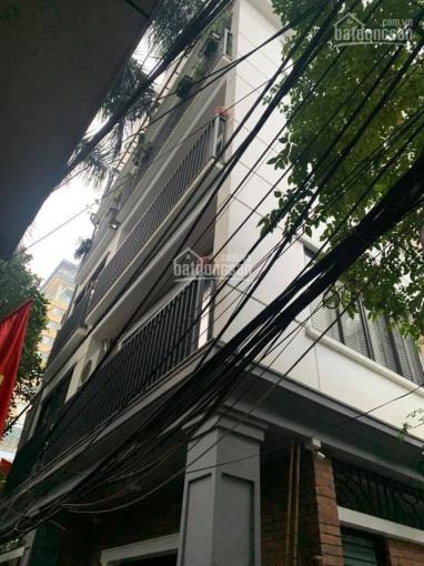Bán nhà lô góc đường Đặng Thai Mai, phường Quảng An, quận Tây Hồ, DT 66m2x4T, MT 10m, giá 12.3 tỷ ảnh 0