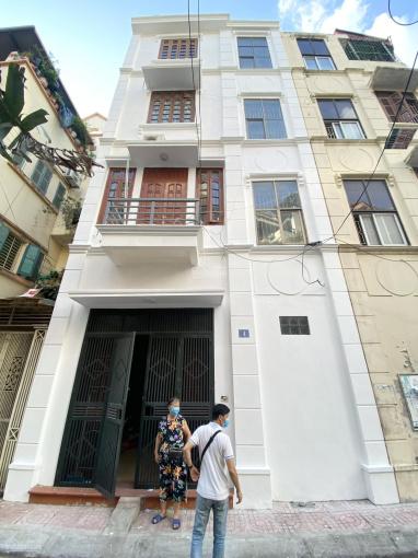 Cho thuê nhà 5 tầng x 60m2 ô tô đỗ cửa ngay Phương Liệt, Phố Vọng ảnh 0