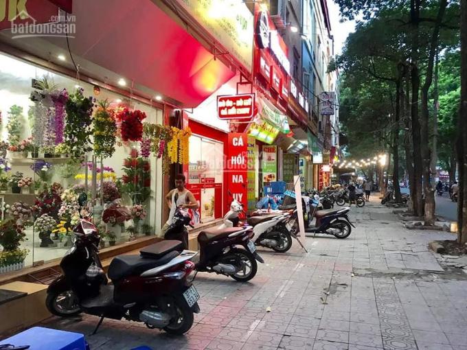 Mặt phố Nghĩa Tân - Tô Hiệu - Cầu Giấy, vỉa hè 3.5m, kinh doanh sầm uất, hàng hiếm - 12.8 tỷ ảnh 0