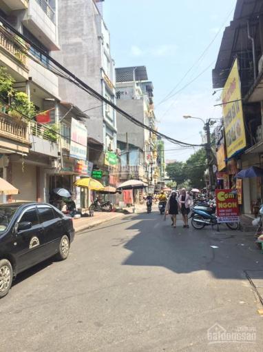 Bán nhà mặt phố gần chợ Hà Đông, Lê Lợi, Tô Hiệu, ô tô tránh, kinh doanh sầm uất 40m2 x 3 tầng ảnh 0