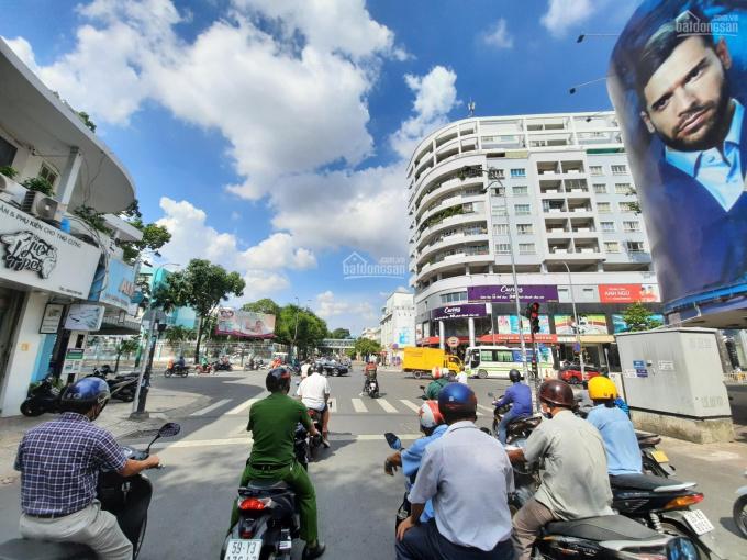 Bán nhà MT ngã tư Nguyễn Trãi + Nguyễn Tri Phương, P8, Q5. DT: 4x22m, giá: 15,5 tỷ ảnh 0