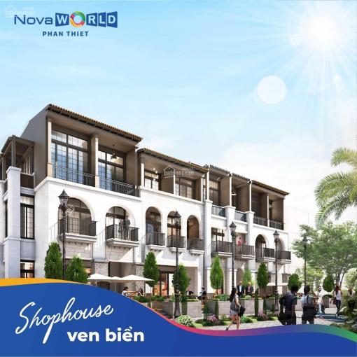 Bán shophouse ven biển nằm trong dự án Novaworld Phan Thiết giá cực rẻ ảnh 0