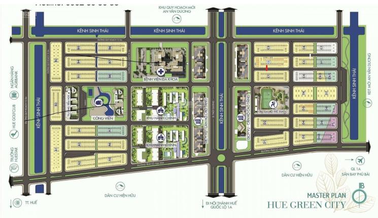 Bán nhà 2 tầng mái thái Huế Green City tại KĐT mới Phú Mỹ Thượng  ảnh 0