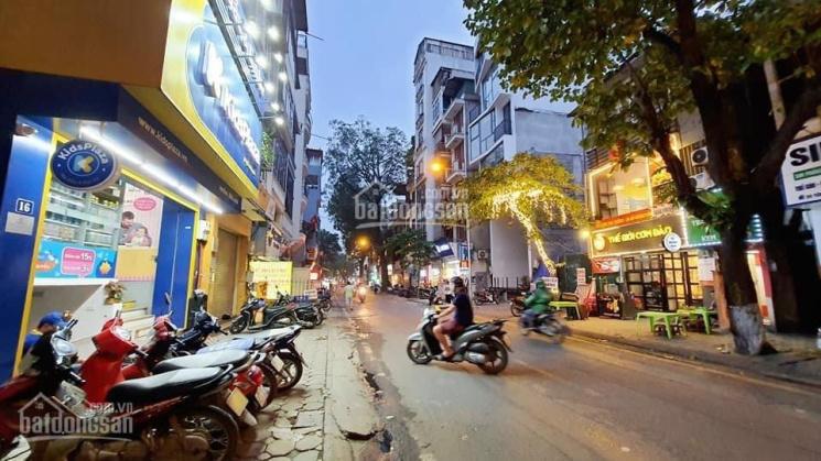 Bán nhà mặt phố Yên Phụ, Thanh Niên, DT 90m2, xây 5 tầng, mặt tiền rộng, nhà 2 mặt thoáng, 25 tỷ ảnh 0