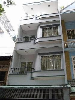 Căn duy nhất đường Nguyễn Thời Trung, P6, Quận 5. DT 4 X 18m, 3 lầu ST, giá 9.7 tỷ TL ảnh 0