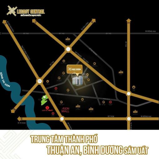 Căn hộ siêu đẹp, giá trên dưới 1 tỷ rẻ nhất Thuận An, thanh toán 50% ảnh 0