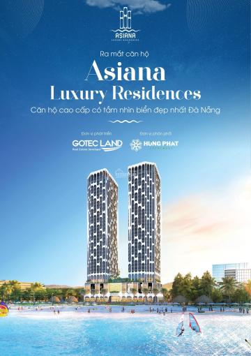 Chính sách ưu đãi trực tiếp từ CĐT Asiana Luxury Đà Nẵng, sở hữu căn hộ cao cấp chỉ từ 375tr ảnh 0