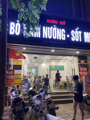 Hot! Cho thuê mặt bằng KD đoạn đẹp nhất phố Thái Thịnh 70m, MT 5m, giá thuê 20tr/th, KD mọi mô hình ảnh 0
