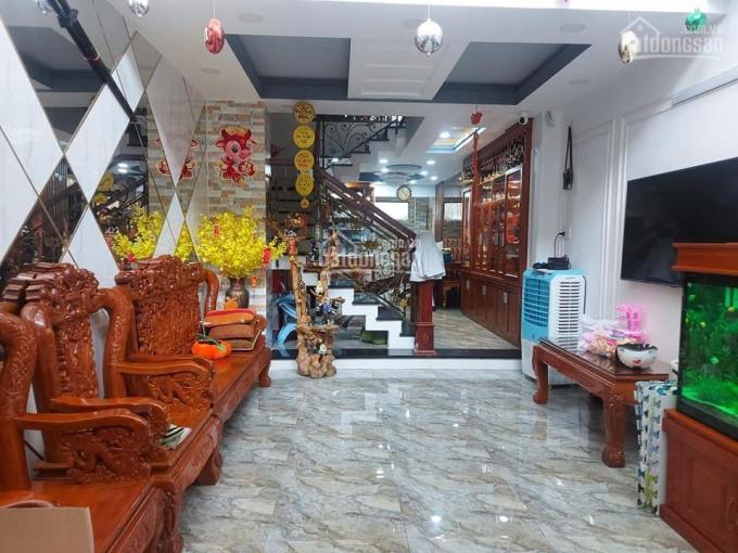 Bán nhà Nguyễn Thái Sơn, 3 bước ra chợ Gò Vấp, 130m2, thiết kế hiện đại, đẹp, 8,3 tỷ ảnh 0