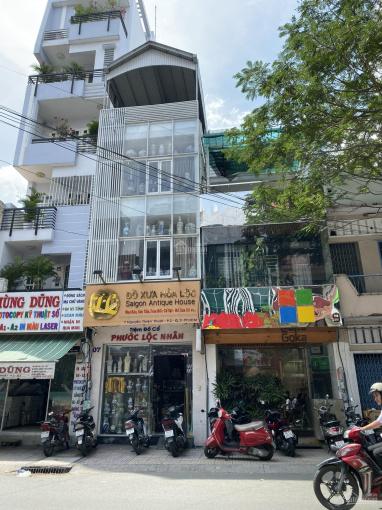 Bán nhà mặt tiền Nguyễn Chí Thanh ngay BV Chợ Rẫy, DT: 5.5x28m, giá 40 tỷ ảnh 0