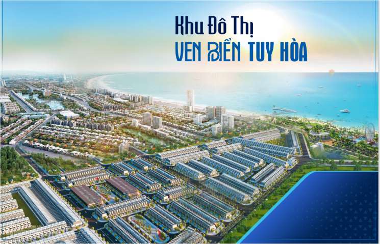 Hot: Sở hữu đất biển Nam Tuy Hòa ngay sân bay giá chỉ từ 20tr/m2 chiết khấu khủng mùa Covid ảnh 0