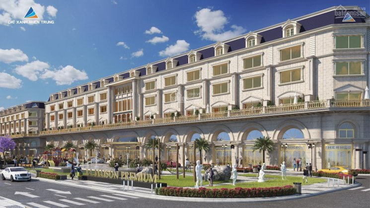 BĐS Phú Yên: Bán nhà mặt phố 5 tầng mặt tiền Hùng Vương TT thành phố Tuy Hoà Reagal Maison ảnh 0