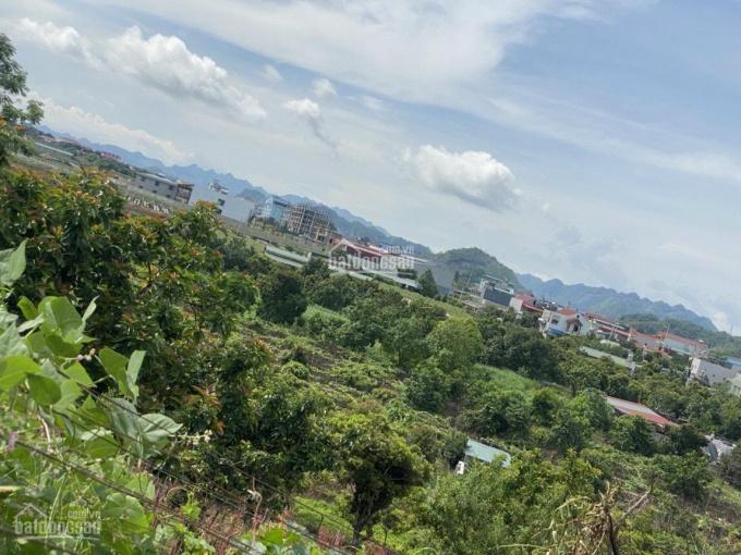 Bán đất mặt đường Quốc Lộ 6, gần khu hành chính huyện Mộc châu, gần trường quốc tế ảnh 0