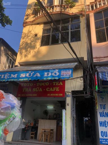 Cho thuê nhà ở + cửa hàng tại số 16 ngõ 41, Khương Đình, Thanh Xuân, Hà Nội ảnh 0