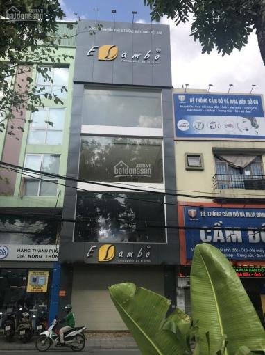 Cho thuê nhà ngõ 37 Lê Thanh Nghị gần Circle K, DT 55m2, 4 tầng, MT 5.5m, giá 25 triệu/tháng ảnh 0