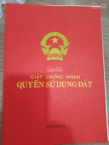 CC cần tiền bán gấp đất Yên Xá, Tổng cục 5, gần khu đô thị Văn Quán, tặng nhà C4, giá 1.85 tỷ ảnh 0