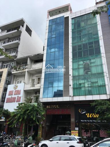 Bán nhà mặt phố Giảng Võ, Ba Đình, Hà Nội gần Cát Linh, Đống Đa DT 100m2 9 tầng, MT 5m, giá 55 tỷ ảnh 0