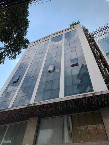 Chính chủ, bán tòa VP lô góc 2 mặt tiền, mặt phố Trường Chinh. 195m2 x 10 tầng, mặt tiền 12m ảnh 0
