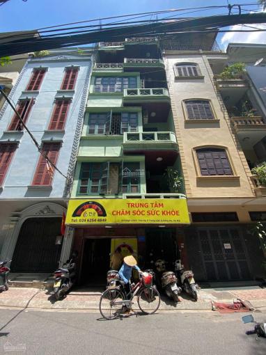 Cho thuê nhà Thái Hà, 70m2 x 6T, ngõ rộng 10m kinh doanh được, nhà mới đẹp rộng ảnh 0