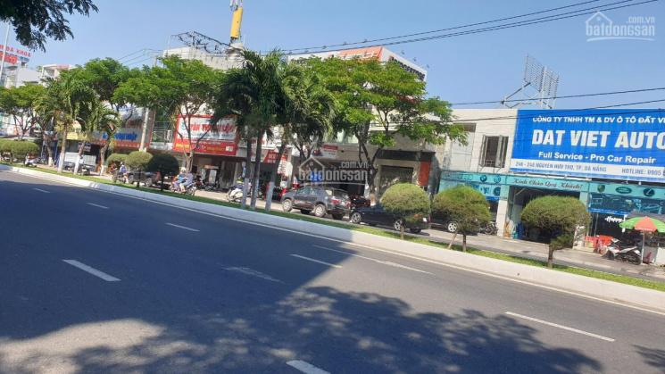 Đất trung tâm thành phố- 2 mặt tiền đường Nguyễn Hữu Thọ & Nguyễn Dữ- liên hệ: 0905873586 ảnh 0