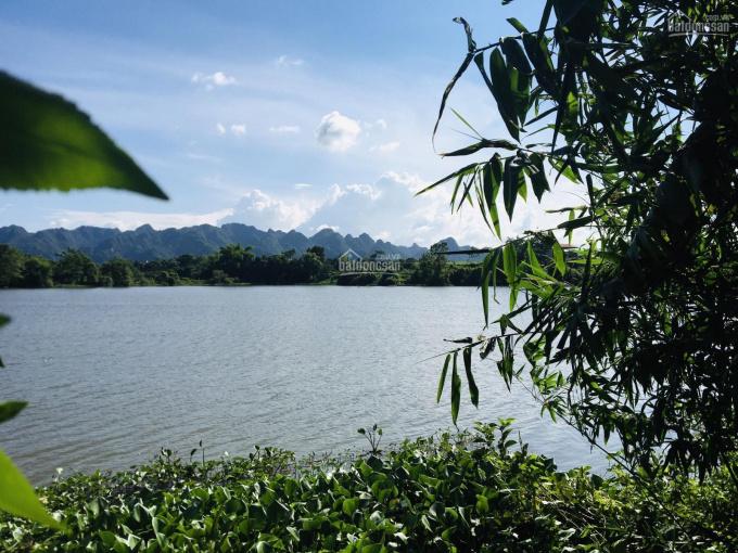 Cần bán gấp lô đất thổ cư bám hồ siêu đẹp tại Lạc Thủy, Hòa Bình diện tích 5.823m2 ảnh 0