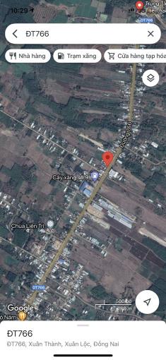 Bán đất Xuân Thành TL766, xã Xuân Thành, huyện Xuân Lộc, tỉnh Đồng Nai,khu dân cư đông. 6x45m 170TC ảnh 0