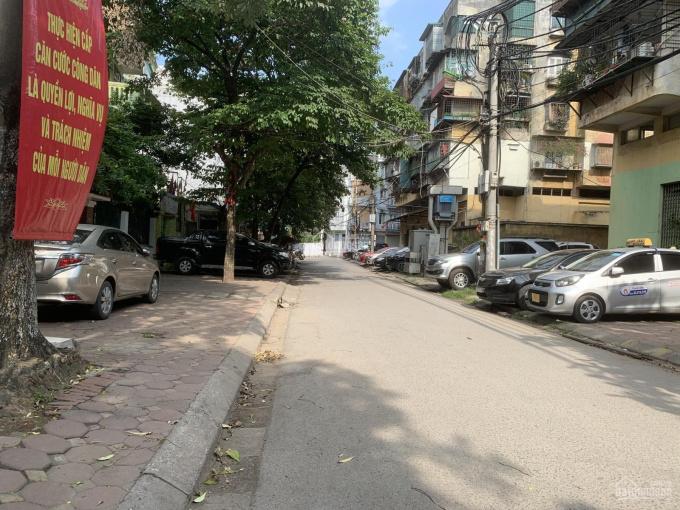 Ảnh thật, bán nhà ôtô đỗ cách 30m Kim Ngưu, Vĩnh Tuy, Hai Bà Trưng. DT 52m2x5T, giá 4,95 tỷ ảnh 0