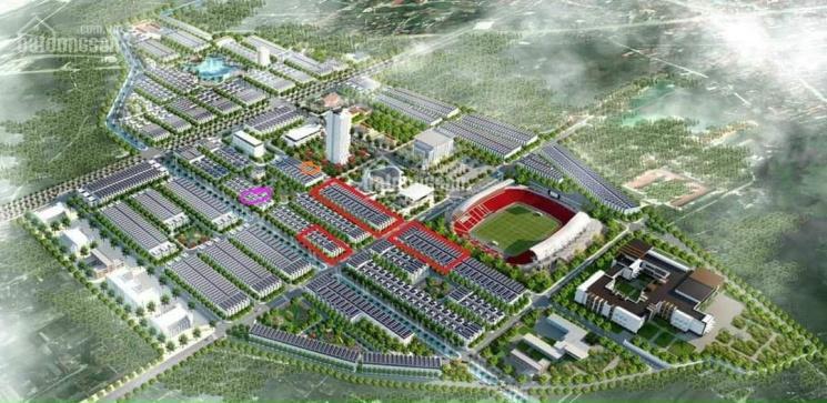 Cơ hội sở hữu lô đất tại dự án đẹp nhất trung tâm thành phố Chí Linh - Hải Dương Palm City Chí Linh ảnh 0