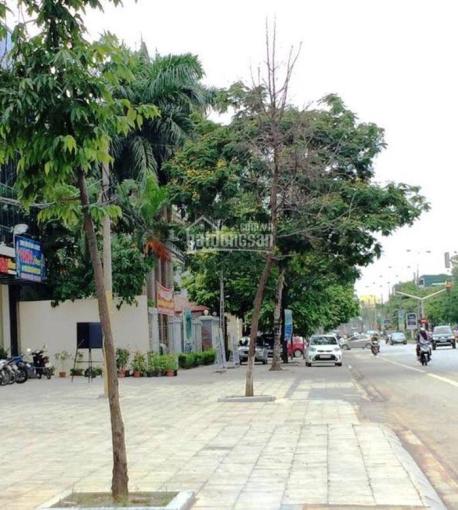 Bán nhà đất mặt tiền khủng 18m, mặt phố Bà Triệu, TP Thanh Hoá, 453m2, giá chỉ 26.8 tỷ ảnh 0