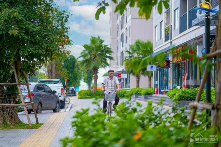 Chính chủ cần bán căn Shop 35m2, mặt sảnh, mặt đường khu đô thị Vinhomes Smart ảnh 0