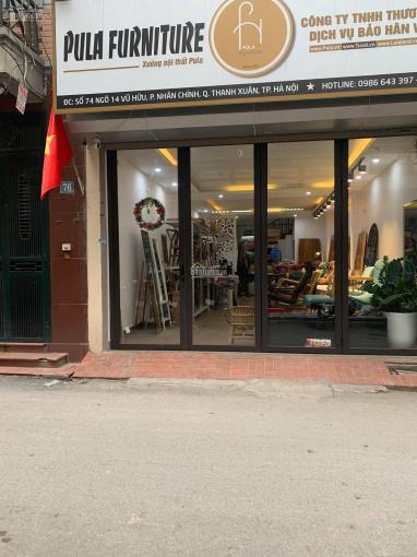 Chính chủ bán nhà ngã 4 Lê Văn Lương - Khuất Duy Tiến, ngõ to 2 ô tô tránh thoải mái. 9.5 tỷ ảnh 0