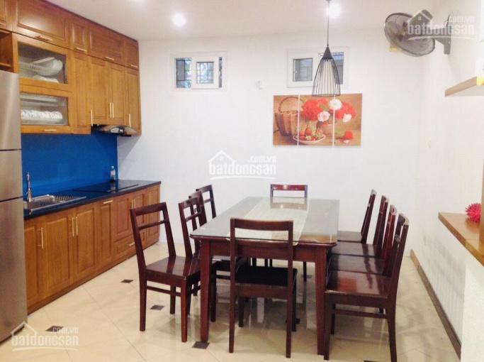 Cho thuê nhà 4 tầng Ngọc Khánh, 50m2, ngõ rộng, 3PN, giá tốt nhất chỉ 14 triệu/tháng, LH 0374113231 ảnh 0