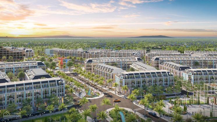 Nhà phố La Queenara 5 tầng 2 mặt tiền sở hữu bể bơi, sân vườn riêng chỉ từ 8,1 tỷ ảnh 0