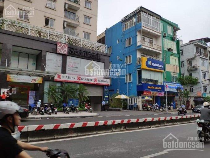 Cho thuê nhà MP Lạc Long Quân DT 220m2, MT 6m giá 60 triệu/tháng ảnh 0