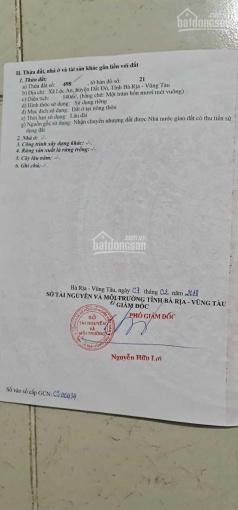 2 Lô liền kề, mặt tiền 14m ngay trung tâm Lộc An, DT 280m2 giá 3 tỷ. LH 0908328568 ảnh 0
