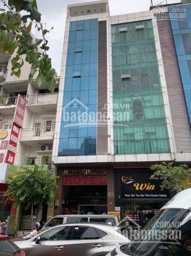 Bán gấp tòa nhà building Lê Quang Định - Nơ Trang Long Bình Thạnh 5.2x22 7T HĐT 90tr/th giá 31.9tỷ ảnh 0