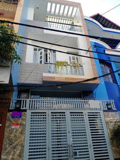 Bán nhà 4 tầng hẻm xe hơi đường Gò Dầu, phường Tân Quý, Tân Phú, 9.3 tỷ ảnh 0