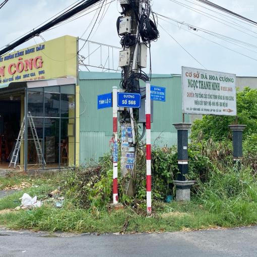 Bán đất nền thổ cư mặt tiền đường Nguyễn Thị Hương cách TL2 chỉ 20m ảnh 0