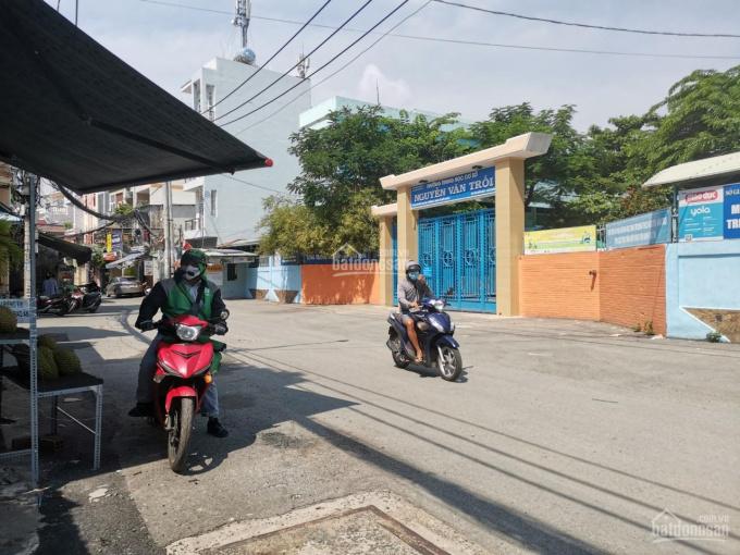 Mặt tiền Nguyễn Thái Sơn - 3 tầng - 5 tỷ 1 - 5 phút đến sân bay - Bình Thạnh. ảnh 0