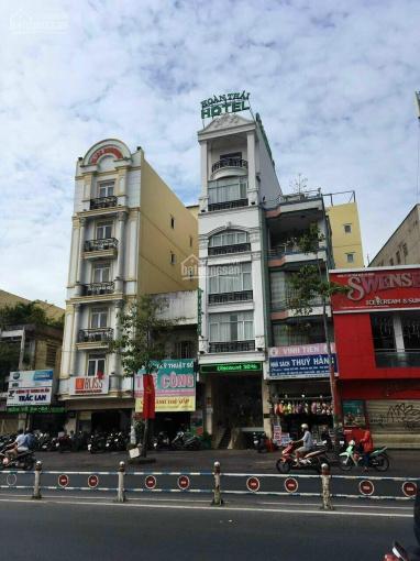 Bán nhà mặt tiền đường Nguyễn Trãi, Phường 2, Quận 5. Diện tích: 20m x 30m, giá: 295 tỷ ảnh 0