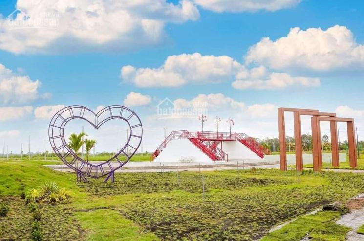 Bán đất nền giá rẻ Thị Trấn Mái Dầm, Hậu Giang ( QL Nam Sông Hậu ) ảnh 0