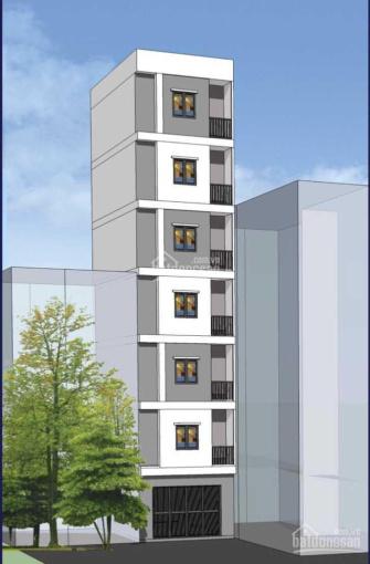 Bán tòa chung cư mini 50m2 x 7 tầng, giá 6,3 tỷ ảnh 0