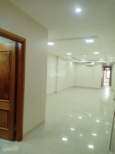 Cho thuê văn phòng mặt phố Xuân Thủy 100 - 110m2/sàn thông sàn, VP mới hoàn thiện, giá rẻ ảnh 0