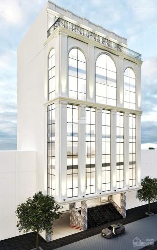 Cần bán gấp tòa nhà 10 tầng - 2 hầm phố Trích Sài - Tây Hồ. 120m2 - Mặt tiền 9m - 42 tỷ ảnh 0