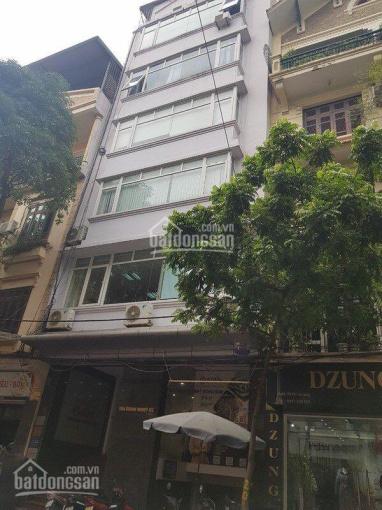 Cực hiếm: Nhà mặt phố Nguyễn Thị Định 6 tầng 90m2 bán gấp giá cực tốt, kinh doanh sầm uất ngày đêm ảnh 0