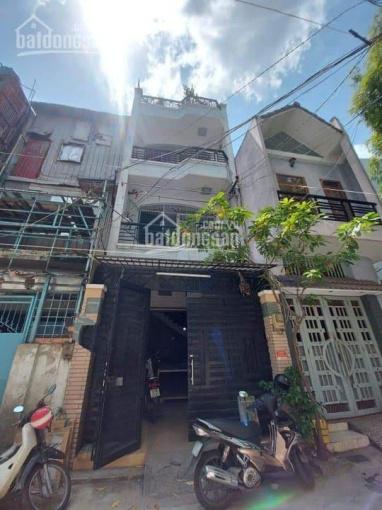 Bán nhà 2 mặt tiền, Gò Dầu, Tân Phú - 70m2 = 3 tầng - 7.6tỷ (T. Lượng) ảnh 0