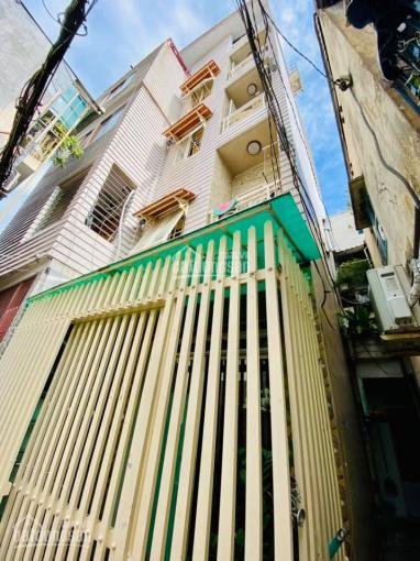 Nhà đẹp 4 tầng, 4 phòng ngủ, Huỳnh Văn Bánh 42m2, giá 6 tỷ 1 ảnh 0