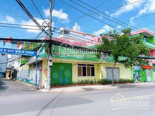 Bán nhà góc 2 mặt tiền kinh doanh đường Vườn Lài, 15.6mx20m, cấp 4, giá 48 tỷ, Q. Tân Phú ảnh 0