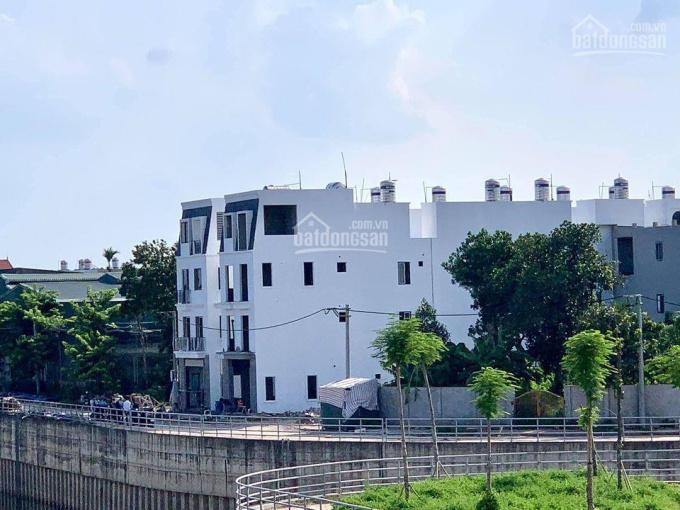 Giá 1.53 tỷ đã có nhà 3 tầng 3PN mới 100% sổ trao tay ngay trạm bơm Yên Nghĩa, LH 0902121222 ảnh 0