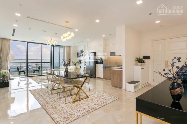 Bán căn hộ Central Garden 142m2, 3PN, giá 5,5 tỷ, view đẹp, thoáng mát, call 0909.268.062 ảnh 0